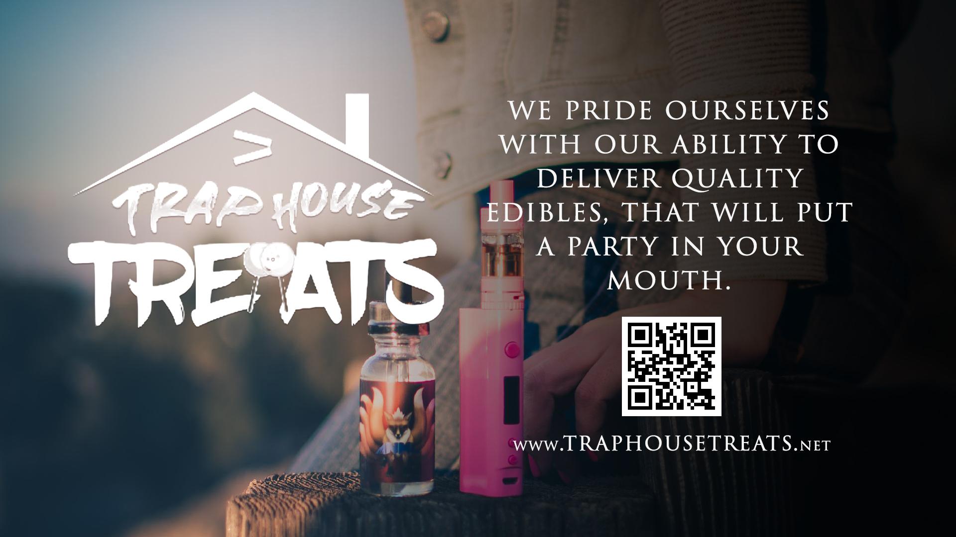SwaggaCity - Traphouse Treats